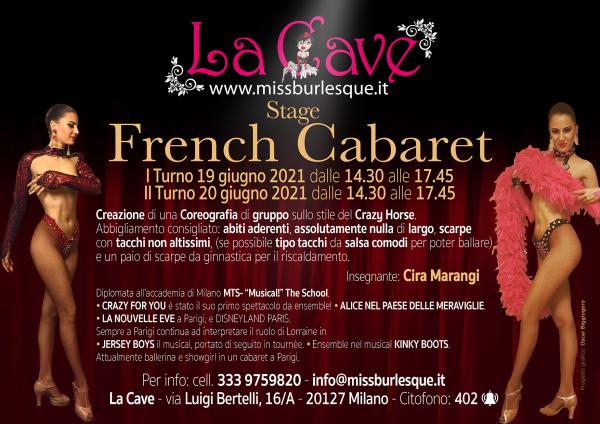 Flayer_CiraMarangi-FrenchCabaret-Ottobre-2021