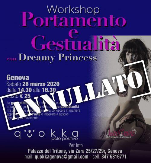 Flyer_DreamyPrincess-Portamento-QuokkaGenovaANNULLATO